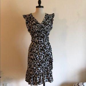 Michael Kors Butterfly Camo dress